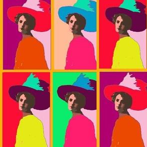 portrait bright mini