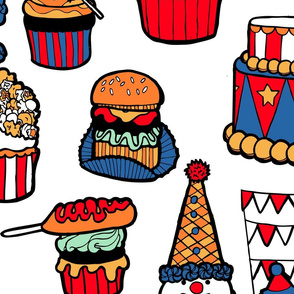 Big Top Cupcakes