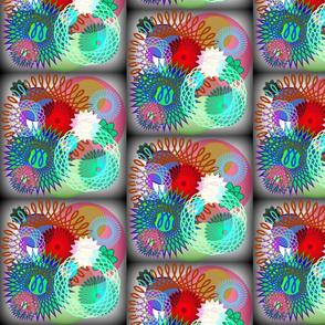 Geomentic Patterns