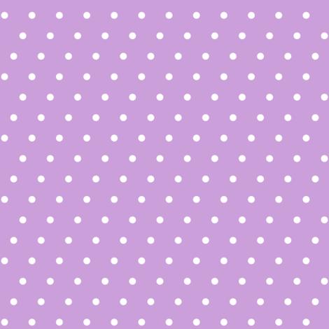 juice box polka dots - purple fabric by littlearrowdesign on Spoonflower - custom fabric