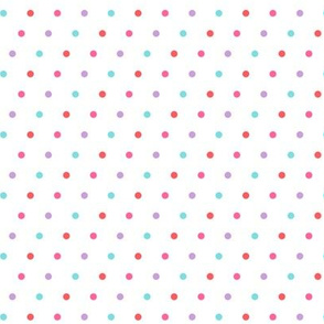 juice box polka dots - multi