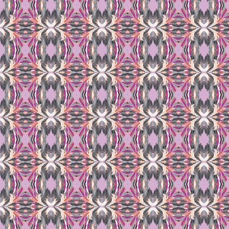 Lilac Pattern nomero 1357 fabric by palusalu on Spoonflower - custom fabric
