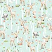 Rr00-birch-trees-deer-animals-soft-mint_shop_thumb