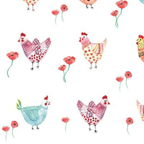 Chickens_Floral_White-01