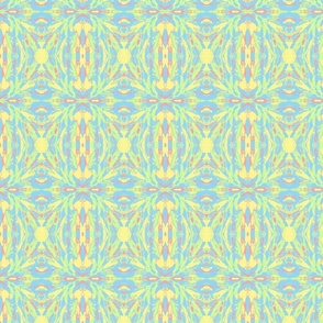 #SAGE Summer abstract pattern