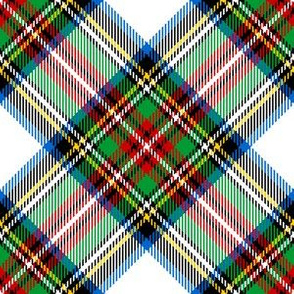 06629652 : bias tartan : Stewart Dress