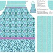 Mod_turquoise_floral_damask_cut_sew_apron_shop_thumb