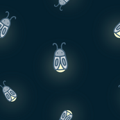 Let Your Light Shine Firefly Pattern