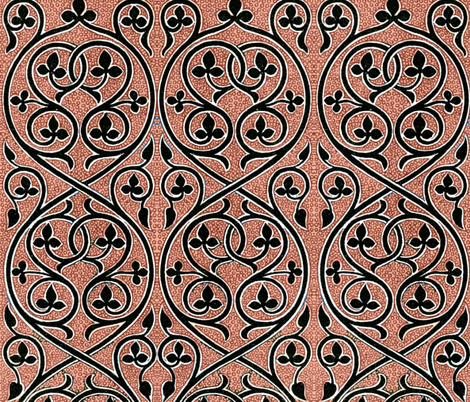 byzantine 100 fabric by hypersphere on Spoonflower - custom fabric