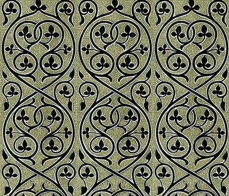 byzantine 103 fabric by hypersphere on Spoonflower - custom fabric