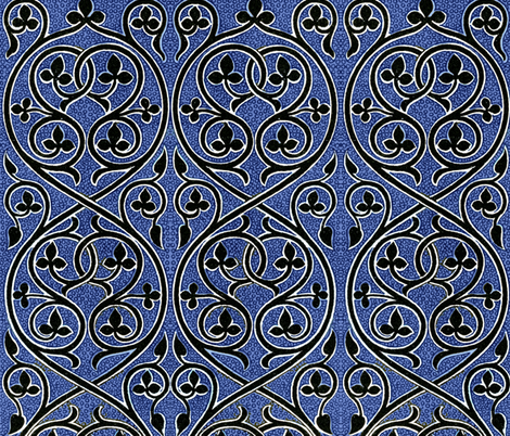 byzantine 107 fabric by hypersphere on Spoonflower - custom fabric