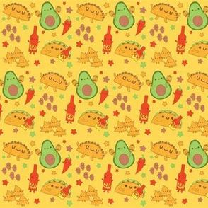 Spicy Cha Cha Print