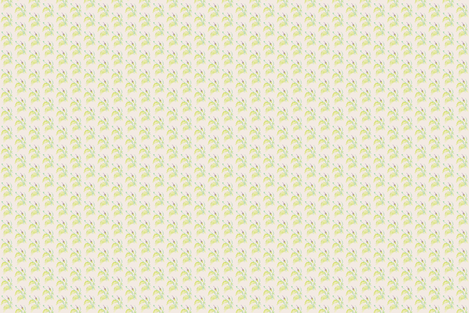 Delicate_Bud_single fabric by wildflowerfabrics on Spoonflower - custom fabric