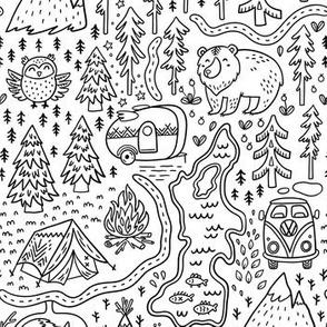 Ink happy map
