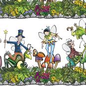 Fairy & Bugs 106 12x12 RPHS