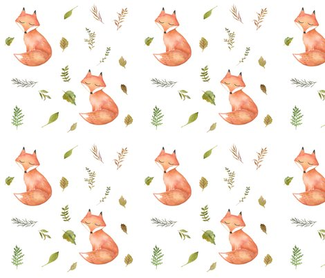 Rwoodland_fall_fox_copy_shop_preview