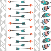Tribal Arrows-ed