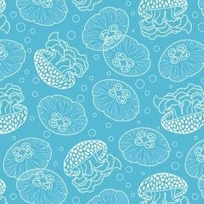Blue Jellies