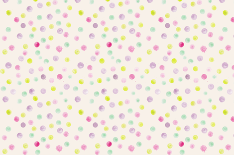 Delicate_Dots fabric by wildflowerfabrics on Spoonflower - custom fabric