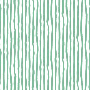 She is Fierce / Green Stripes / MIX & MATCH / 90 degrees