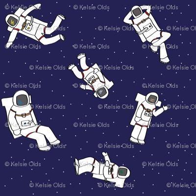 Adrift Astronauts