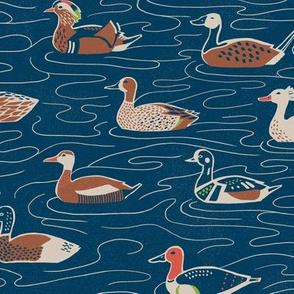 Duck, Duck... Duck