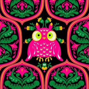 Swedish Owl