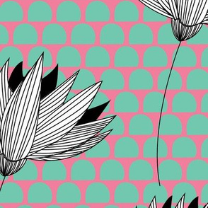 Floral Pattern Design_ Mona Collection