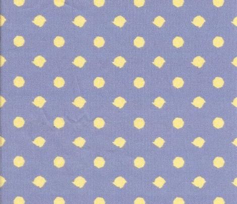 Miss Muffet's Polkadots Blue