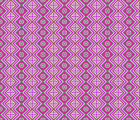 egyptian 37 fabric by hypersphere on Spoonflower - custom fabric
