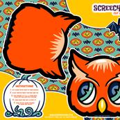 Halloween Hoopla - Owl - Cut & Sew