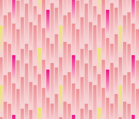 Future Stripes fabric by figandfossil on Spoonflower - custom fabric