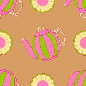 #SAGE Tea Set Shell 2