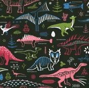 B-List Dinosaurs