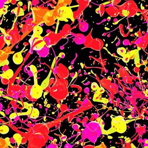 Paint Splash (Warm)