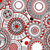 Whimsical circles 01
