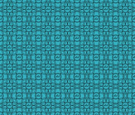 Delicately Speaking- Sl*t Lg fabric by shala on Spoonflower - custom fabric