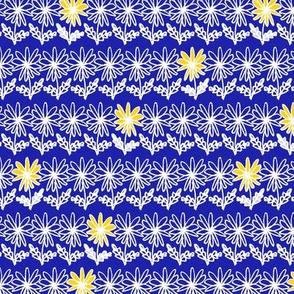 Doodle Daisy - Lapis Lazuli