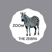 Story Time Zebra