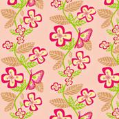 Tea party Floral
