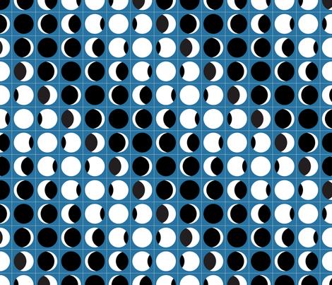 Ecliptic Essence  fabric by jjtrends on Spoonflower - custom fabric
