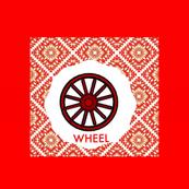 Cowboy Book-Wheel