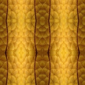 Leather banana large scale