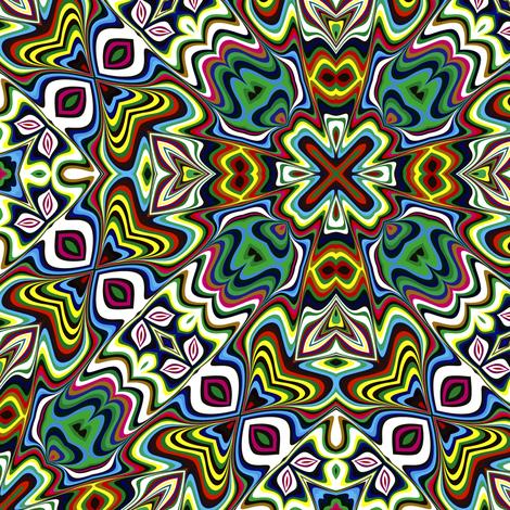 Mysore fabric by wolayita on Spoonflower - custom fabric