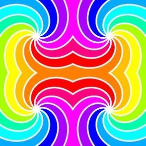 06639679 : spiral 12 4g : rainbow
