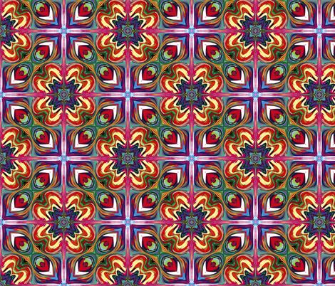 Asmara fabric by wolayita on Spoonflower - custom fabric
