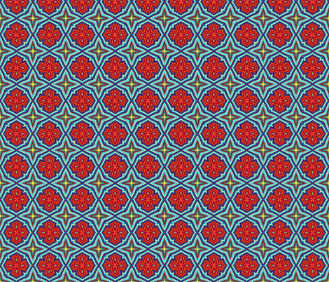 Mavelle fabric by wolayita on Spoonflower - custom fabric