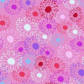 Ocean pods ~ Pink
