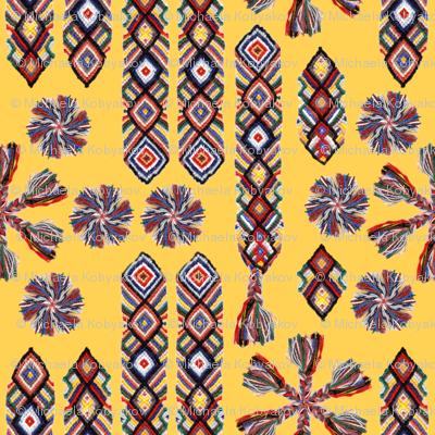 bohemian plaits & knots