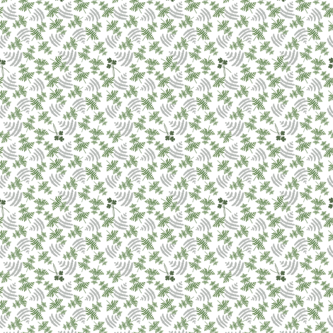 baby fern fabric by frumafar on Spoonflower - custom fabric